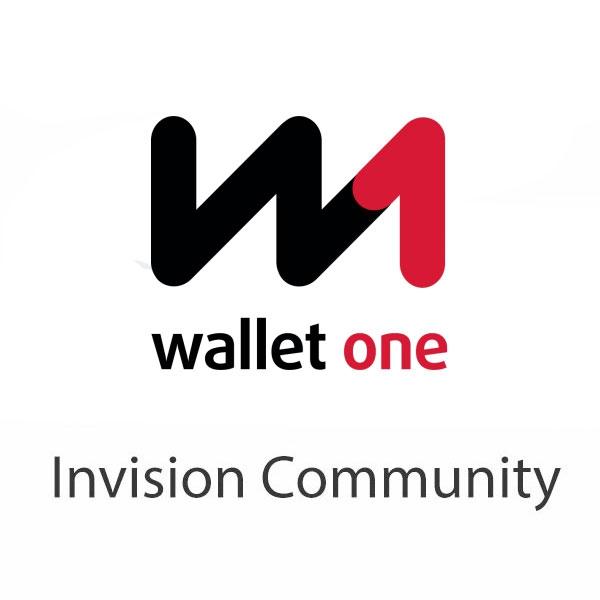 Модуль оплаты WalletOne