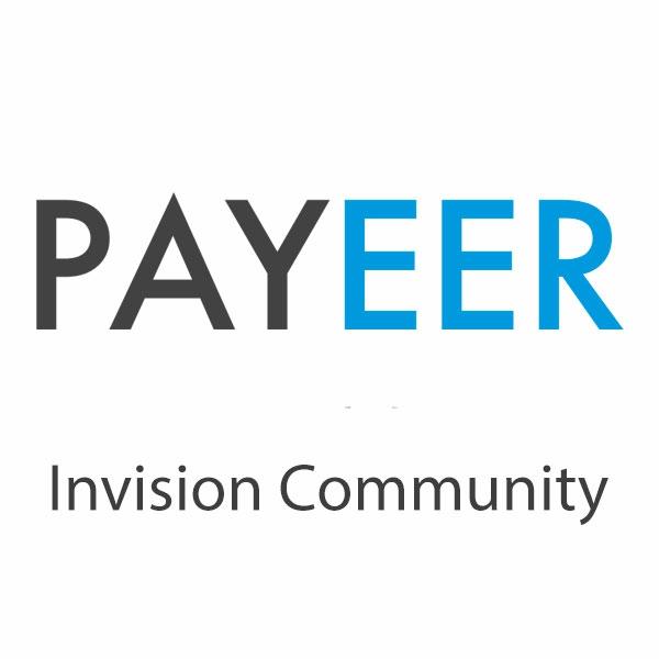 Модуль оплаты Payeer